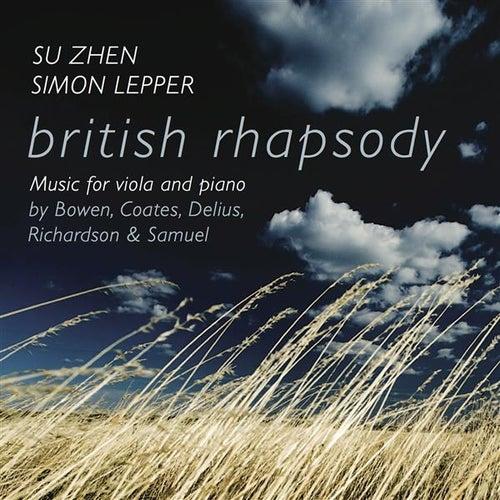 British Rhapsody - Music for Viola and Piano by Zhen Su