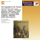 The Magnificent Mr. Handel by Various Artists