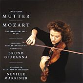 Mozart - Concertos by Anne-Sophie Mutter