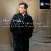 Tchaikovsky: Symphonies 4 - 6 by Orchestra dell'Accademia Nazionale di Santa Cecilia