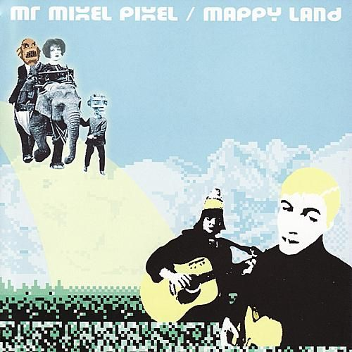 Mappy Land by Mixel Pixel