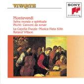 Vespro Con Canzoni: Selva Morale E Spirituale (Venetia 1641);  Canzoni Da Sonar (Venetia 1625) von La Capella Ducale