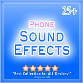 Phone Sounds & Sound Effects by J's Alarm Clock Sounds