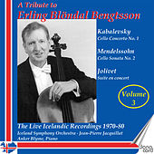 A Tribute to Erling Blöndal Bengtsson, Vol. 3 by Various Artists
