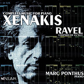 Xenakis / Ravel by Marc Ponthus