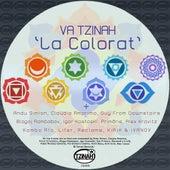 Tzinah 'La Colorat' - EP by Various Artists