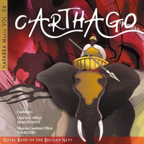 Carthago by Belgian Navy Band
