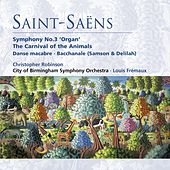 Saint-Saëns: Organ Symphony, The Carnival of the Animals etc by Various Artists
