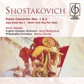 Shostakovich: Piano Concertos Nos. 1 & 2 etc by Various Artists