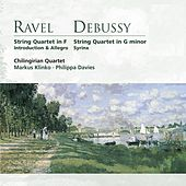 Ravel and Debussy: String Quartets etc by Various Artists