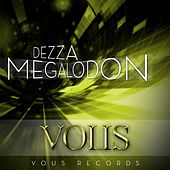 Megalodon by Dezza