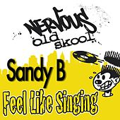 Feel Like Singin' by Sandy B
