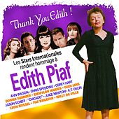 Thank You Edith! (Tribute to Edith Piaf) by Various Artists