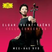 Elgar, Saint-Saëns Cello Concertos by Mee-Hae Ryo