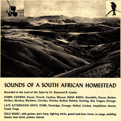Sounds of a South African Homestead by Unspecified