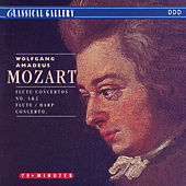 Mozart: Flute Concertos Nos. 1 & 2; Flute and Harp Concerto by Various Artists