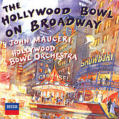 The Hollywood Bowl On Broadway by Hollywood Bowl Orchestra