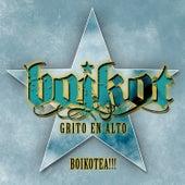 Grito en Alto (Live) by Boikot