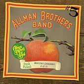 Fresh Picked: Boston Common 8-17-71 by The Allman Brothers Band