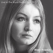 Live at the Royal Festival Hall 1972 by Mary Hopkin