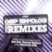 Deep Teknologi: The Remixes by Various Artists