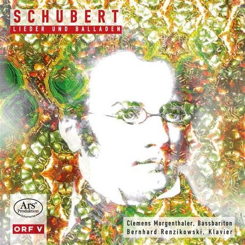 Schubert: Mélodies et Ballades by Clemens Morgenthaler
