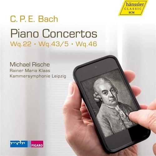 C.P.E. Bach: Piano Concertos by Michael Rische