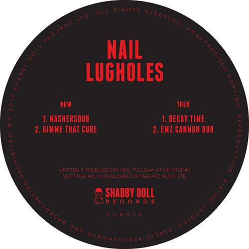 LugHoles (EP) by Nail