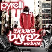 Spare Tyrez (EP) by Pyrelli
