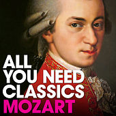 All You Need Classics: Mozart by Various Artists