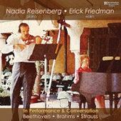 Nadia Reisenberg & Erick Friedman in Performance by Various Artists