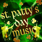 St. Patty's Day Music by Party Buzz