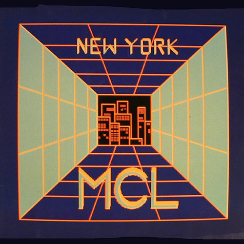 New York Single by MCL Micro Chip League