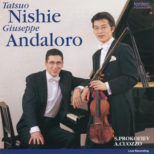 Duo Recital by Giuseppe Andaloro