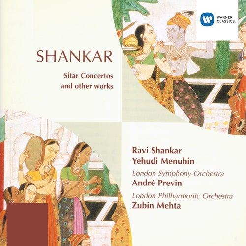 Shankar: Sitar Concertos/Ragas by Various Artists