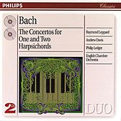 Bach, J.S.: The Concertos for One and Two Harpsichords by Various Artists