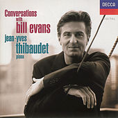 Conversations with Bill Evans by Jean-Yves Thibaudet