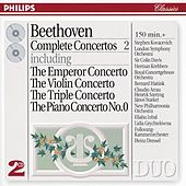 Beethoven: Complete Concertos, Vol.2 by Various Artists