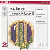 Boccherini: The 6 Symphonies, Op.12 by Emanuel Hurwitz