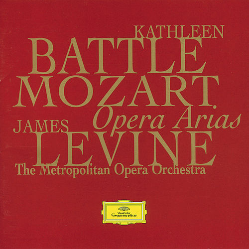 Mozart: Opera Arias by Kathleen Battle