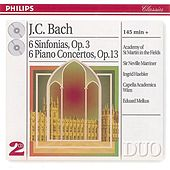 Bach, J.C.: 6 Sinfonias Op.3/6; Piano Concertos Op.13 by Various Artists