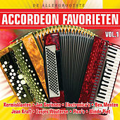 De Allergrootste Accordeon Favorieten, Vol. 1 by Various Artists