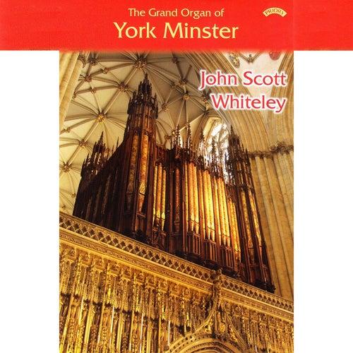 The Grand Organ of York Minster by John Scott Whiteley