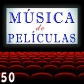 Música de Películas (Las Mejores Bandas Sonoras de Cine y Tv) by Various Artists