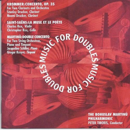 Music For Doubles by Bohuslav Martinu Philharmonic