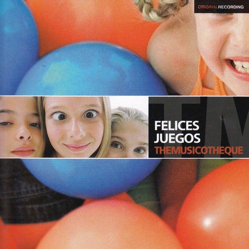 The Musicotheque: Felices Juegos by Orquesta Lírica de Barcelona