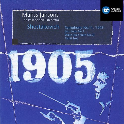 Shostakovich: Symphony No 11 etc. by Philadelphia Orchestra