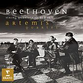 Beethoven: String Quartet Opp. 59 & 95 by Artemis Quartet