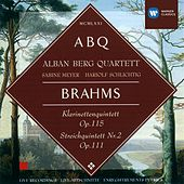 Brahms: Clarinet Quintet in B minor, Op.115/String Quintet in G major, Op.111 No.2 by Various Artists