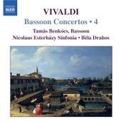 VIVALDI: Bassoon Concertos (Complete), Vol. 4 by Tamas Benkocs